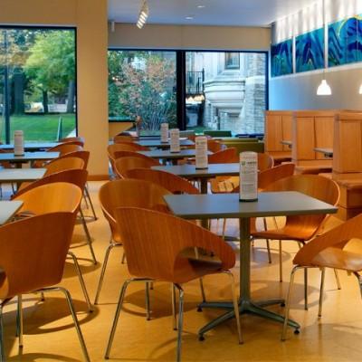 Home Podia - Restaurant table displays